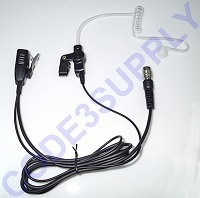 Heavy Duty Acoustic Tube Harness Only with Quick Disconnect Hirose Connector