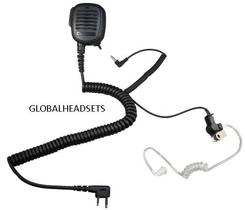 Radio Package With Shoulder Speaker Microphone Code 3 Supply
